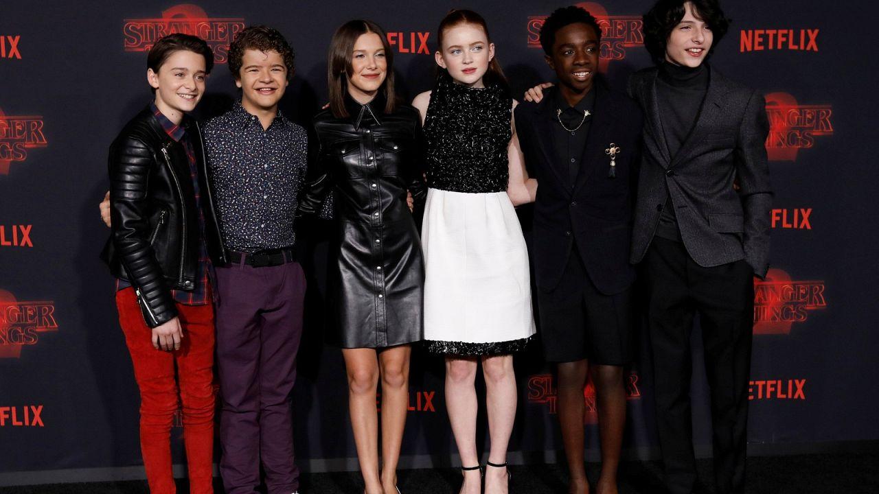 """""""Stranger Things"""" com terceira temporada e aumento de salário"""