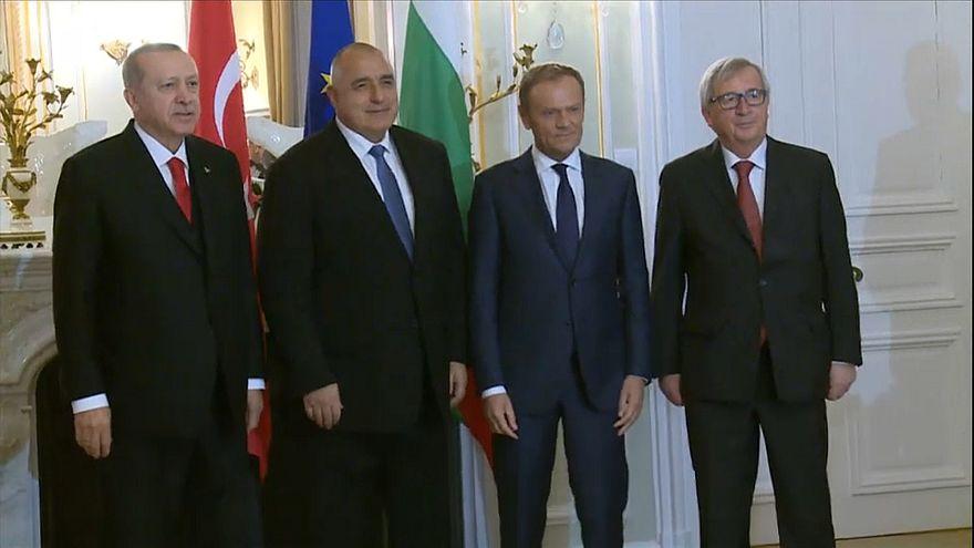 Bulgaria, vertice bilaterale Unione europea-Turchia