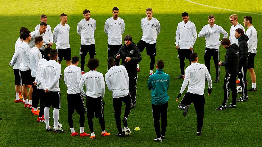 Alemanha recebe Brasil em preparação para o Rússia 2018