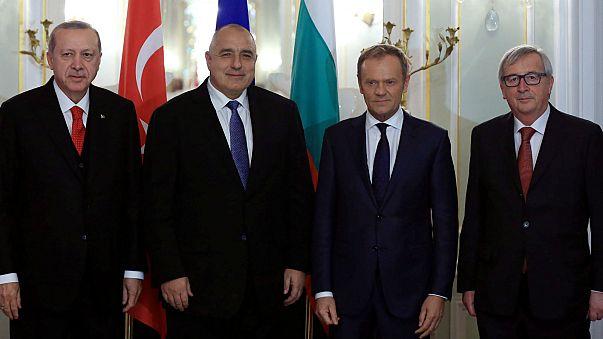 UE - Tuquie : relations au point mort