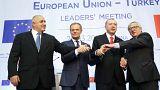 Nem hozott eredményt az EU-török csúcs