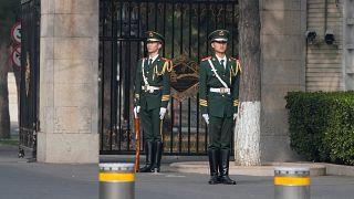 Nem Kim Dzsong Un, hanem húga látogathatott Kínába
