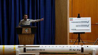 السعودية تقدم ادلة على تورط إيران في الهجوم الصاروخي على الرياض