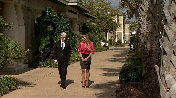 Белый дом отрицает связь Трампа с порноактрисой
