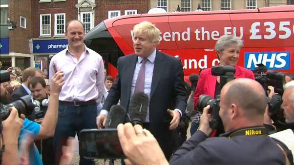 """Was hat """"Cambridge Analytica"""" mit dem Brexit zu tun?"""