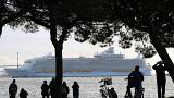 Tο μεγαλύτερο κρουαζιερόπλοιο στον κόσμο