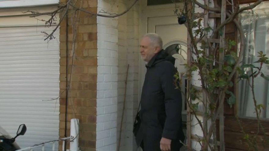Le chef des travaillistes, Jeremy Corbyn, taxé d'antisémitisme