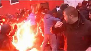 Κόσοβο: Σοβαρά επεισόδια μετά την σύλληψη Σέρβου αξιωματούχου
