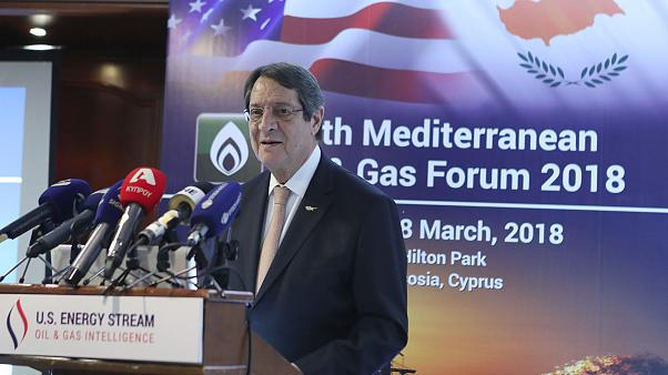Ν.Αναστασιάδης: Στόχος της Τουρκίας να ελέγξει του φυσικούς πόρους της Αν. Μεσογείου
