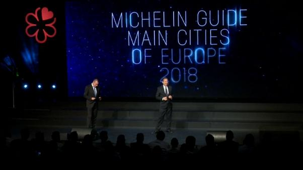 Michelin Main Cities of Europe awards, Budapest