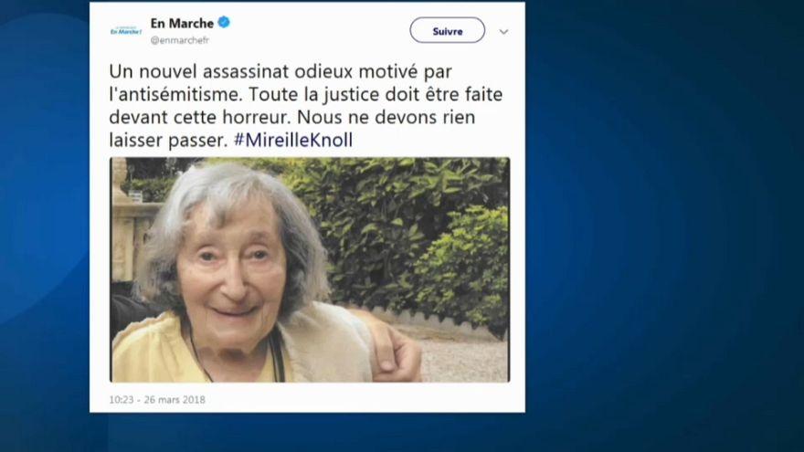 Asesinada en París una superviviente del Holocausto