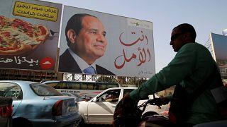 الانتخابات المصرية: ماذا أنجز السيسي منذ وصوله إلى الحكم؟