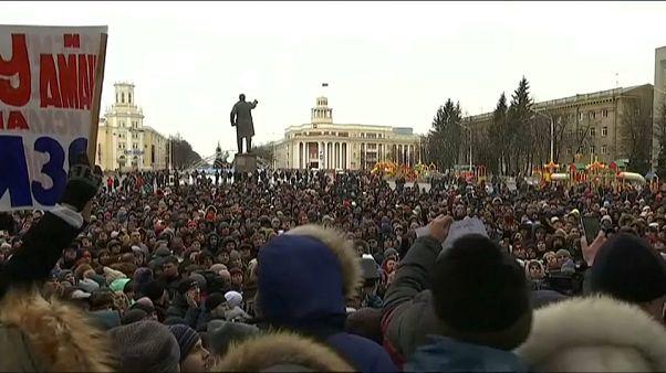 Familiares denuncian la ocultación de muertes en Siberia
