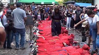 El Salvador: Die Vergebung der Sünden