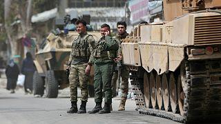 TSK'nın Tel Rıfat'ta kontrolü sağladığı iddiası