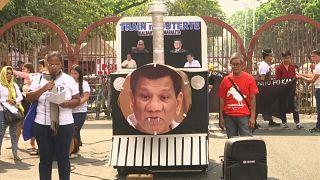 Филиппины: протесты против Дутерте