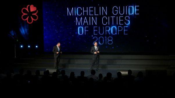Guida Michelin 2018: Premiati a Budapest i migliori ristoranti d'Europa