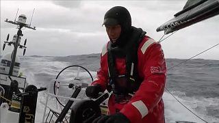 Volvo Ocean Race : un marin porté disparu