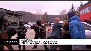 Kosovo-Polizei nimmt serbischen Spitzenpolitiker Djuric fest