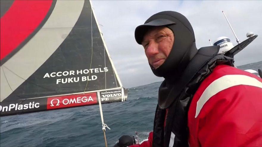 Яхтсмен пропал без вести во время кругосветной регаты