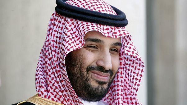 ولي العهد السعودي الامير محمد بن سلمان