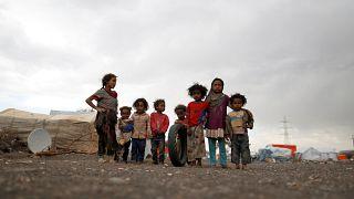 Yémen : les enfants en première ligne