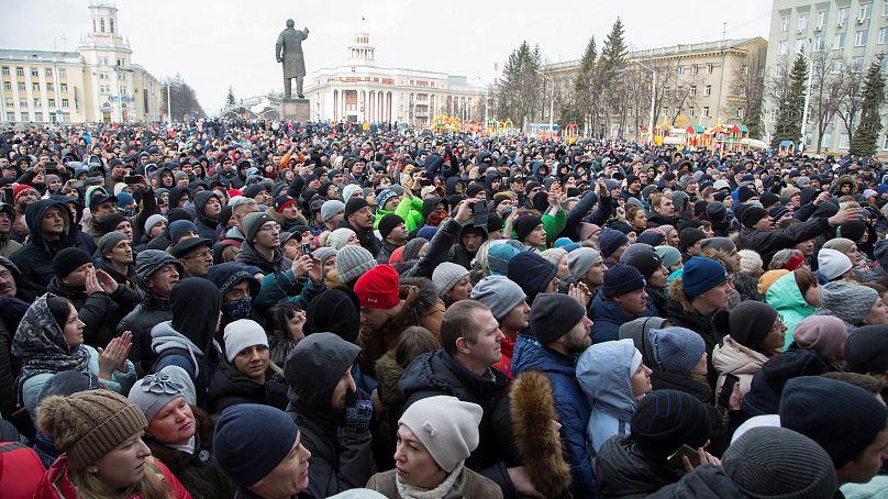 Foto: REUTERS/Marina Lisova