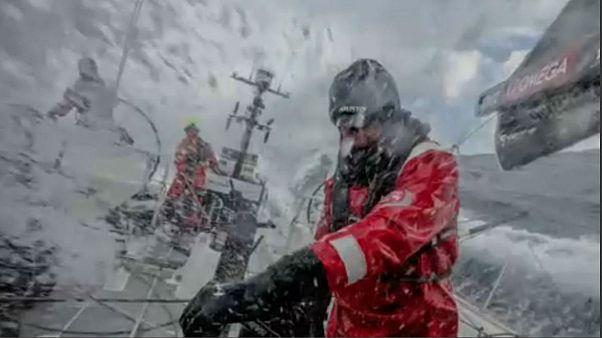 Volvo Ocean Race: Ιστιοπλόος χάθηκε στη θάλασσα
