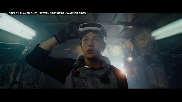"""Nelle sale """"Ready Player One"""" l'ultimo film di Spielberg"""