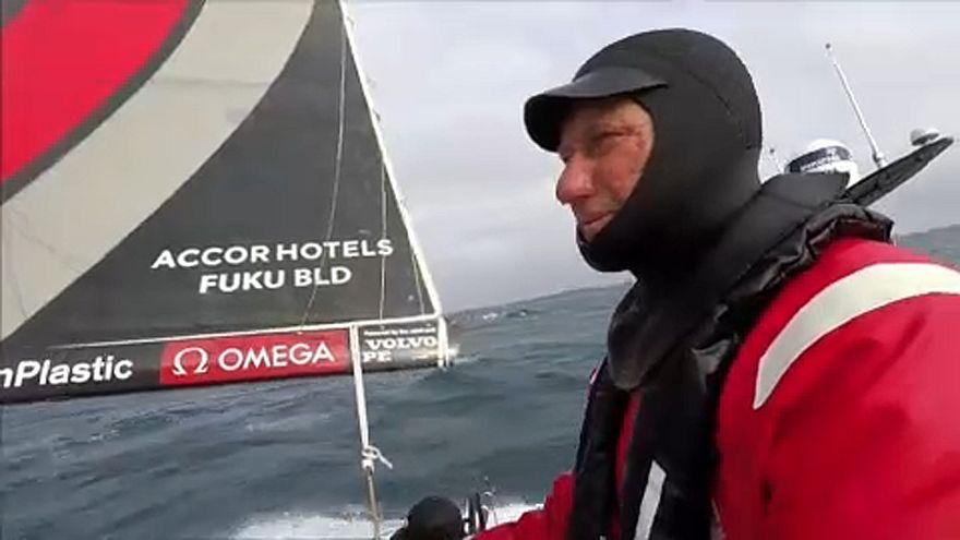 Eltűnt az óceánban egy vitorlásversenyző