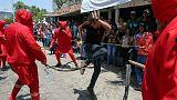 Os demónios da Páscoa de El Salvador