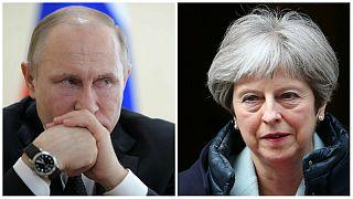 آتشسوزی سیبری؛ ترزا می در میانه جنگ دیپلماتیک به پوتین تسلیت گفت