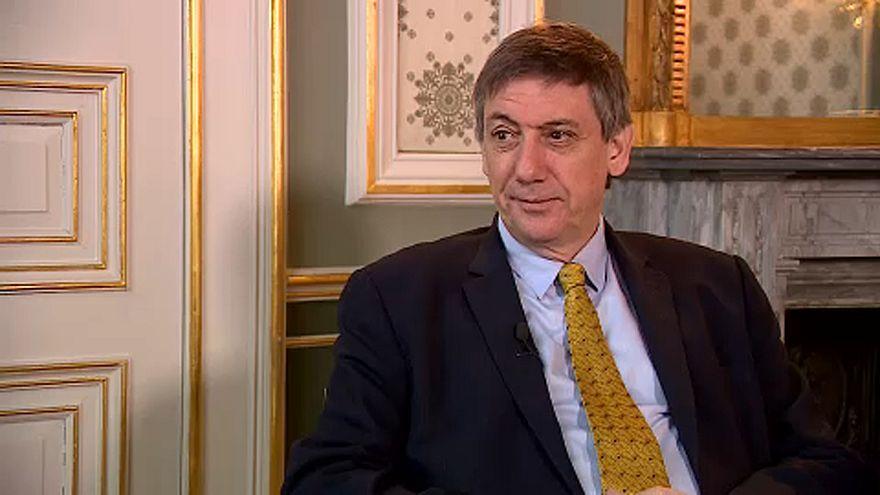 وزير الداخلية و الأمن البلجيكي يان يامبون