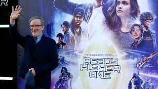 Spielberg 'Başlat' ile geri döndü