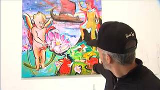 Homérosz és a pop art találkozása