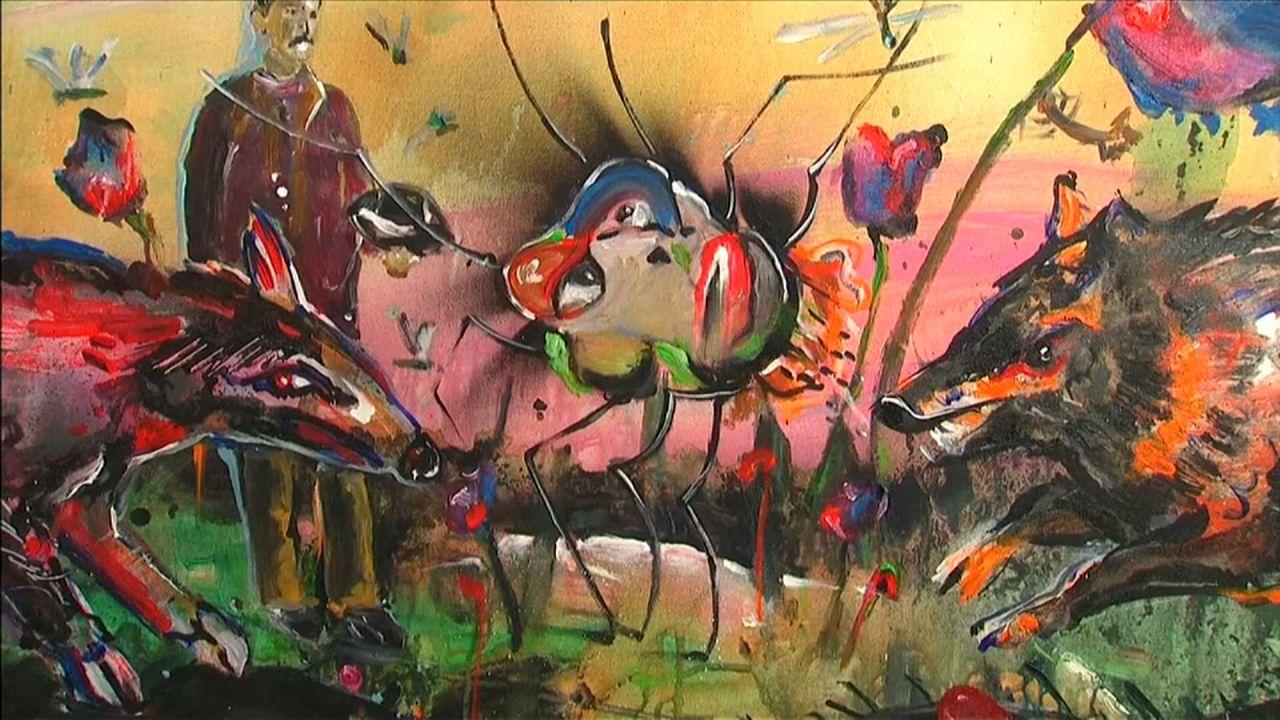 """A Odisseia"" da mitologia grega e da pop art"