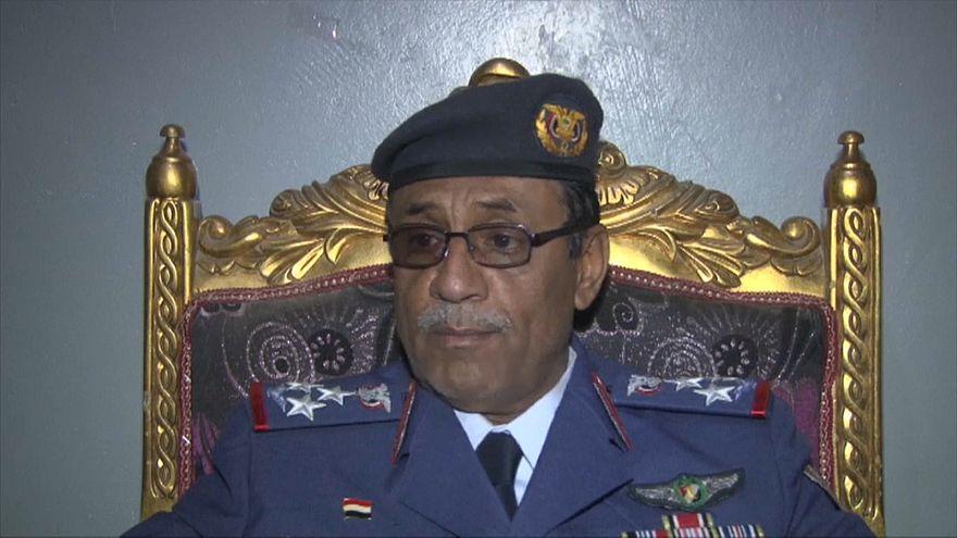 العميد في الجيش اليمني المتحالف مع الحوثي، عبد الله الجفري