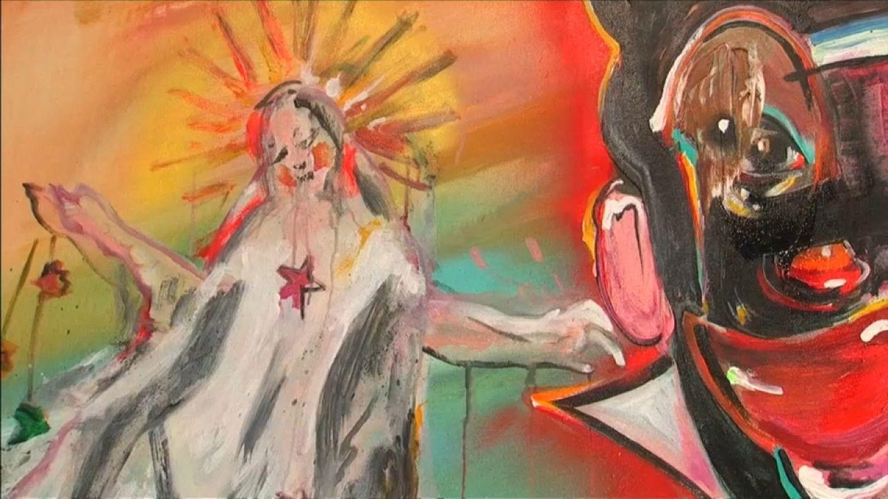 Mitología y Pop Art en el último trabajo de Scooter LaForge