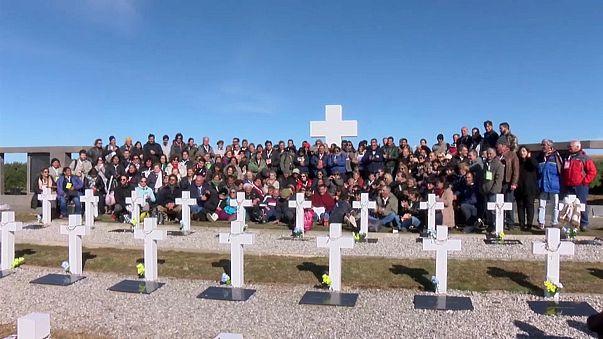 Falklandkrieg: Sie haben ihren Sohn gefunden