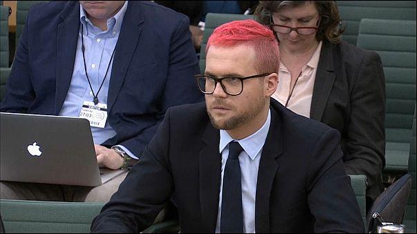 Veri skandalının muhbiri Wylie ifade verdi