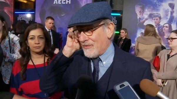 Steven Spielberg regresa a la ciencia ficción