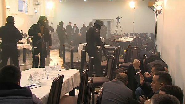 Напряжённость в Косове