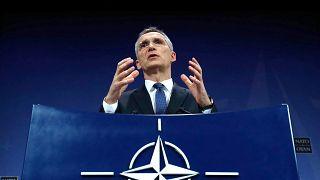 الأمين العام لحلف شمال الأطلسي ينس ستولتنبرج