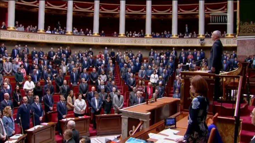 Attentat dans l'Aude : la minute de silence des députés français