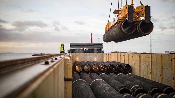 Γερμανία: «Πράσινο φως» για την κατασκευή του Nord Stream