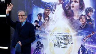 """""""Ready Player One: Jogador 1"""" marca regresso de Spielberg à ficção científica"""