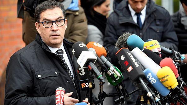 """Puigdemont-Botschaft aus Neumünster: """"Kampf für Unabhängigkeit fortsetzen"""""""
