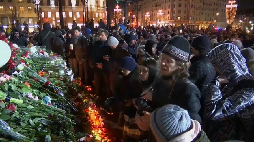 La indignación por el incendio de Kémerovo se vuelve contra Putin