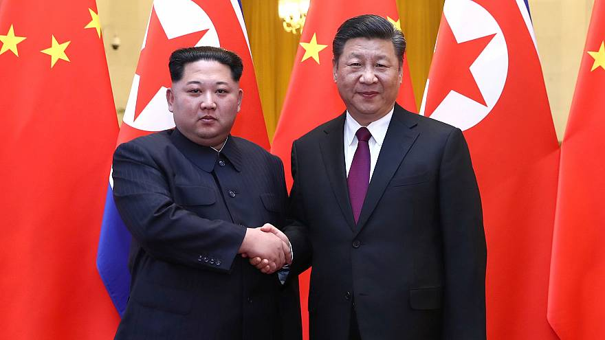 North Korean leader's visit to China confirmed