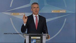 la Nato espelle 7 funzionari russi: si allarga la controffensiva alla Russia